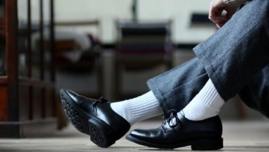 どんなスタイルにも合わせやすい、プレーンな革靴4選