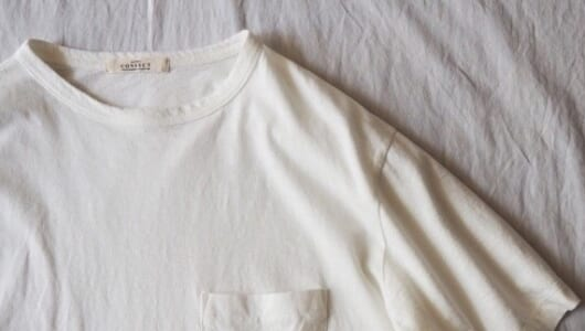 大人の「白T」。センス良し、質も良しな一枚はコレ