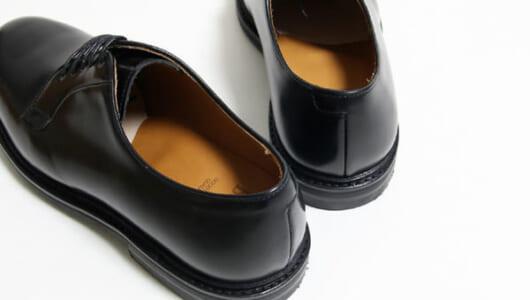 メンズの定番として持っておきたい黒革靴。プロのオススメは?
