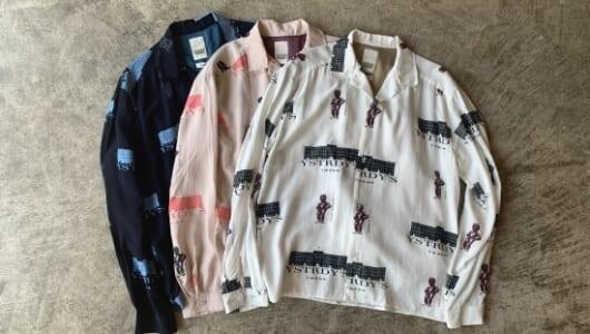 これからの季節にオススメの「上品な柄シャツ」4選