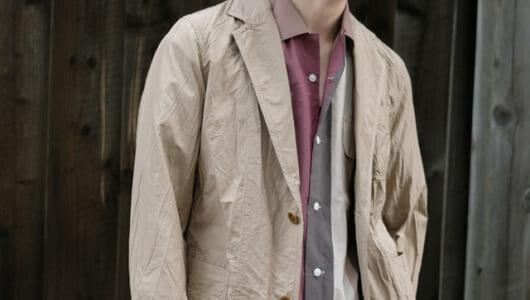 大人の定番、買い替えてみない?ショップ店員のおすすめ「テーラードジャケット」6着