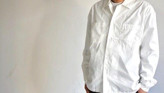 大人こそ清潔感を。ショップ店員が選ぶ「ジーンズに合う」白シャツ3選