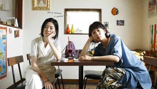 夏帆×シム・ウンギョン「ブルーアワーにぶっ飛ばす」特報映像解禁!10・11公開決定