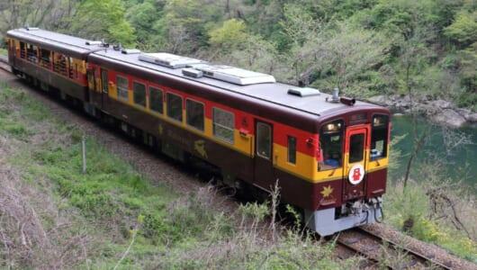 花も景色も列車もみんな絵になる「わたらせ渓谷鐵道」10の秘密