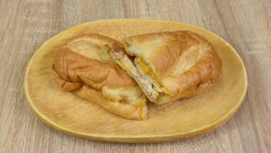 ツナ×チェダーチーズの濃厚な味が大人気! ドトール「ツナチェダーチーズ」