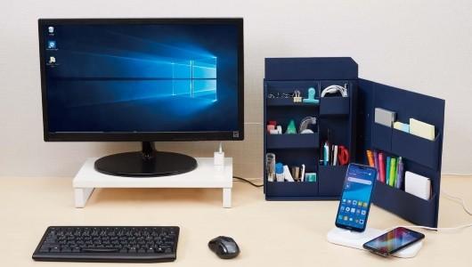 仕事がデキる人は机もスッキリ! 簡単にデスクまわりを整頓できる便利モノ7選