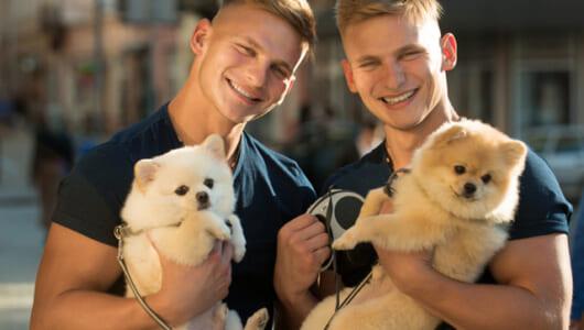 犬を飼うのは遺伝子の影響!? 双子から導き出された新たな説