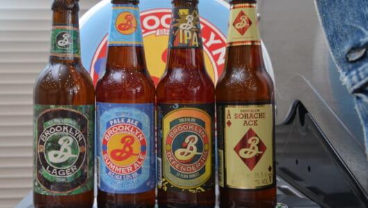 長蛇の列、確定!「ブルックリン ブルワリー」が世界初旗艦店を都内にオープン!「クラフトビール」の最前線をレポ
