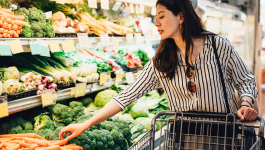 「スーパーに(買い物に)行く」って英語で何て言う?