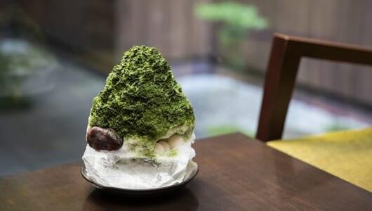 怪談和尚に苔ウォーク、制作48時間のかき氷…五感で涼む!夏の京都の楽しみ方5選