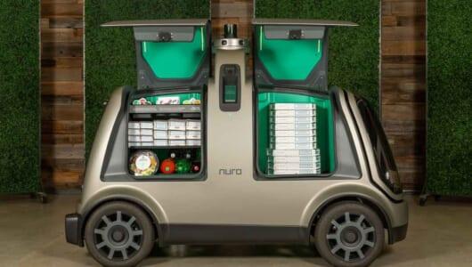 破壊というより問題解決。ドミノピザが「自動運転ロボット宅配」に注力するわけ