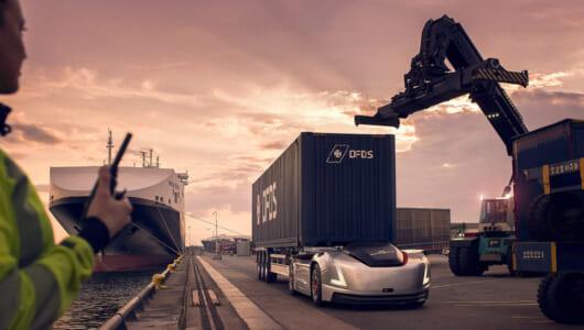 これってスポーツカー!? ボルボの近未来型「自動運転トラック」がまもなく実用化へ