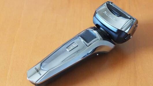 快感の「逆剃り」、かつてない剃り味! 家電のプロが日立の高級シェーバー「ロータリージーソード」を5項目で徹底チェック