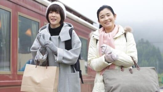 石田ひかり『あすなろ』以来26年ぶり月9レギュラー!上野樹里の母親役に「こんなかわいい娘を持てて幸せ」