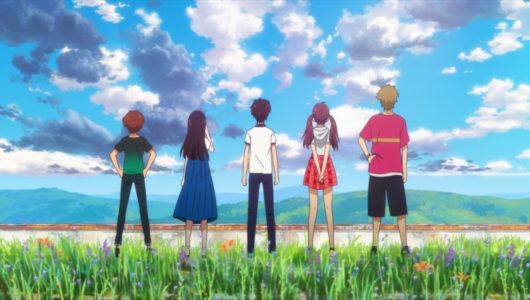 宗田理原作『ぼくらの7日間戦争』がアニメ化、劇場公開!ティザービジュアル&キャラクター解禁