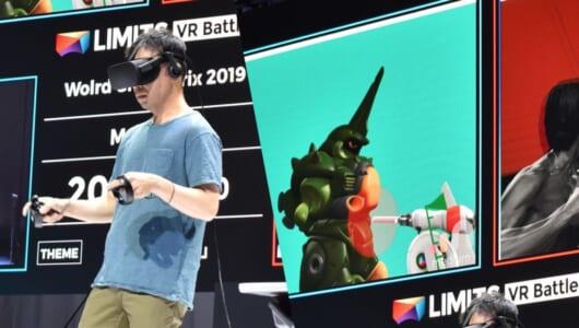 Oculus Mediumの「VRバトル」がヤバイ! これが「未来のアート」なのか
