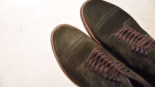 休日スタイルにオン。カジュアルテイストの革靴4選
