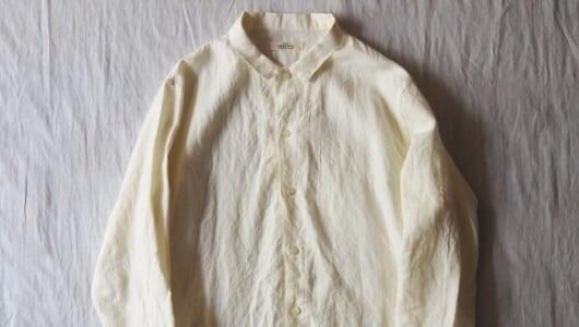 夏も着たい長袖シャツ。快適な4枚が集まりました