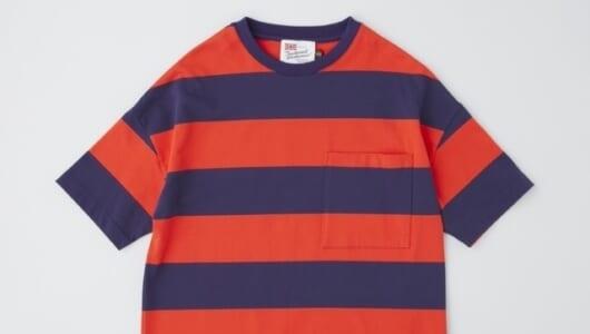 ボーダーは断然「太め」。この夏は「太ボーダーのTシャツ」が調子いいです