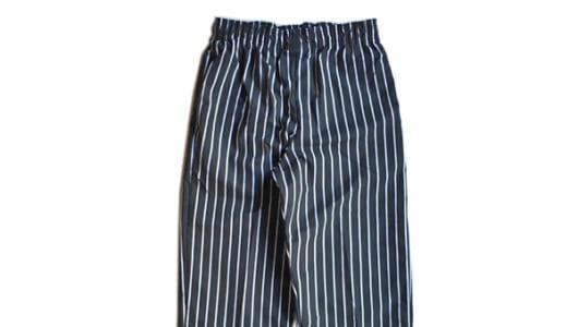 大事なのは清涼感、パンツはストライプ柄を選ぶべし。