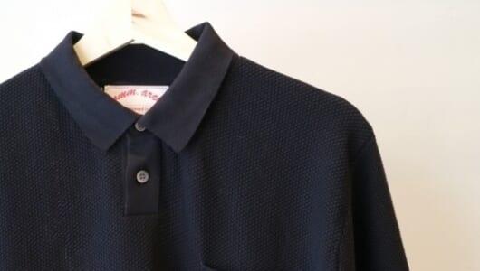 おしゃれなクールビズの必需品。上品に着られる「ポロシャツ」2着を厳選しました。
