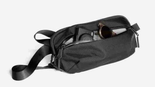 休日のお出かけで活躍必至!この夏、オススメのウエストバッグはコレです