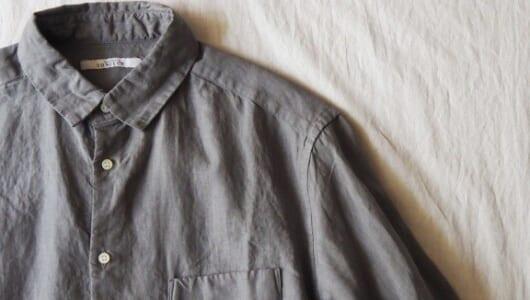 「カジュアルな半袖シャツが欲しい!」ショップ店員のオススメは?