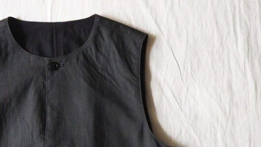 Tシャツにオンするだけでお出かけ仕様に。イケてるベストを紹介します