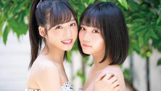 ティーンエイジの弾ける可愛さいっぱい!ボム7月号はAKB48の新時代を担う小栗有以・矢作萌夏が表紙巻頭に登場!