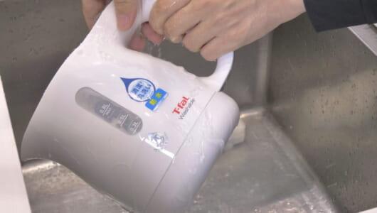 注目は「本体を丸洗い可な電気ケトル」!  ティファールが日本人向けに開発した便利器具を続々発表
