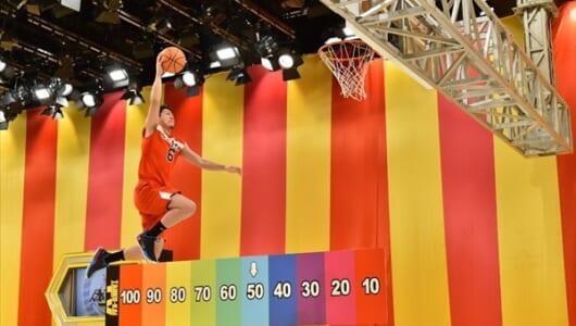 富樫勇樹率いる男子バスケ日本代表が参戦!『炎の体育会TVSP』6・8放送