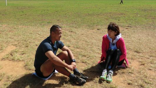 「オリンピックは途上国のスポーツ環境を変える転機になる」――JICAオフィシャルサポーター高橋尚子さんのマダガスカル訪問(前編)【JICA通信】