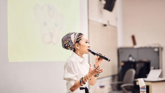 「MISIA × JICAトークイベント〜アフリカをもっと身近に アフリカをもっと子どもたちに〜」【JICA通信】
