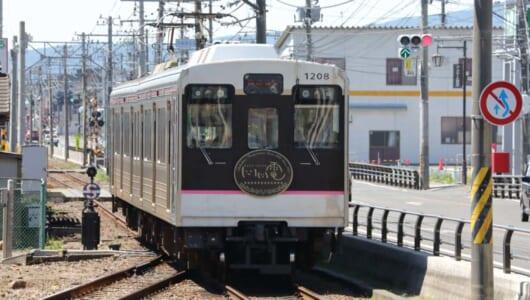 奥州三名湯・飯坂温泉へ走る福島交通の「いい電」10の秘密