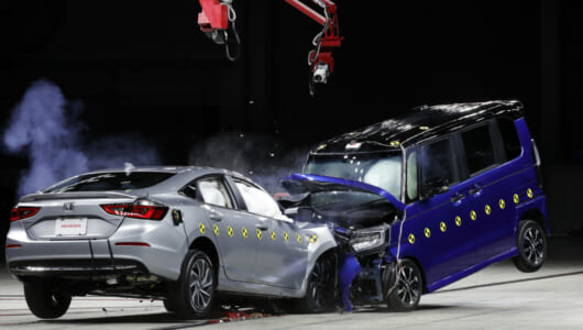 ホンダ「Nシリーズ安全取材会」で見た 新時代に向けた安全への取り組み!