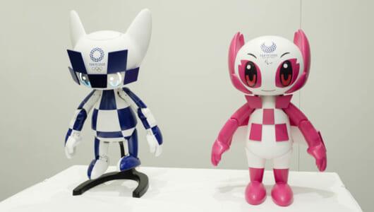 やっぱりロボットってカッコいい。トヨタが東京2020オリンピック・パラリンピックを様々なロボットでサポート!