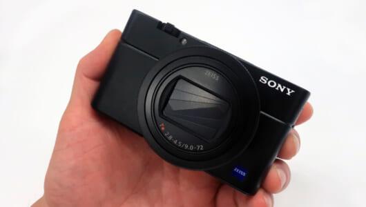 超速ミラーレス「α9」のスピードをコンパクトカメラで実現!? ソニー「RX100 Ⅶ」が与えた衝撃