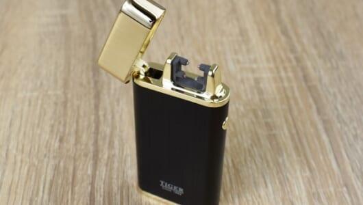 「X型火花」がめちゃくちゃ画期的! クールに着火できる「USB充電アークライター」レビュー