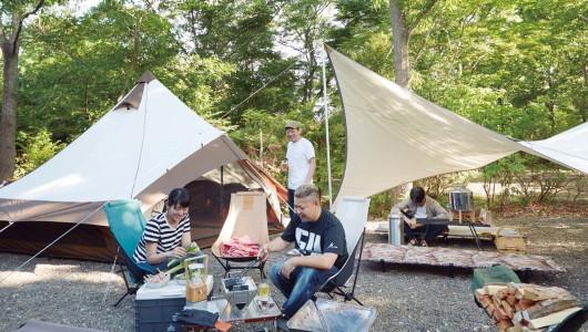 """キャンプの醍醐味・焚火をさらに楽しむためのキャンプ道具! 語らいの""""時""""を演出する名品6選"""