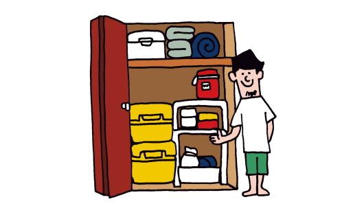 キャンプ用品買ったはいいけど家に収納できない…を避けるため「軽量&コンパクトギア」大集合
