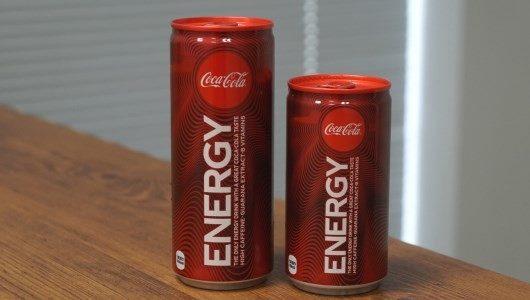 ブランド初のエナジードリンク「コカ・コーラ エナジー」が、エナジードリンクをもっと身近な存在に変える