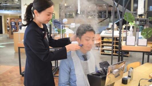 メンズこそわかってほしい…美容家電の快感を! パナソニックセンター大阪「Salon de Beauty」でその効果に驚いた