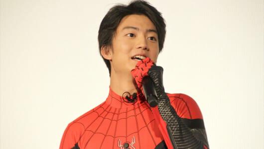 伊藤健太郎、スパイダーマンとの共通点は「友達が少ない感じ?(笑)」