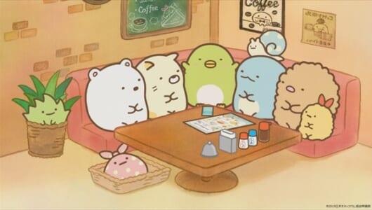 「映画 すみっコぐらし」愛くるしさ満載の特報&ティザービジュアル公開!