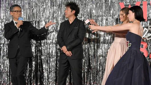 矢口史靖監督がムロツヨシにムチャぶり「今日1番面白いことをムロさんが言います」