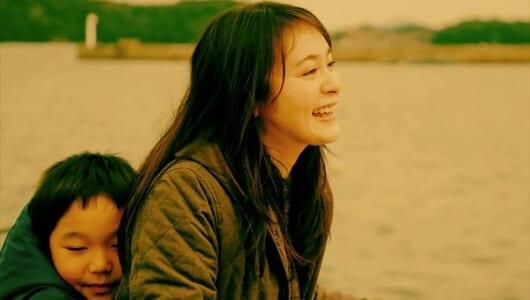 貫地谷しほり主演、越川道夫監督作「夕陽のあと」公開決定