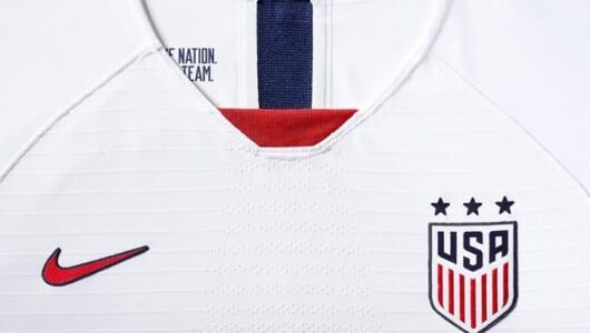 NIKE史上1位! 強すぎサッカーアメリカ女子代表ユニフォームが人気爆発で爆売れ