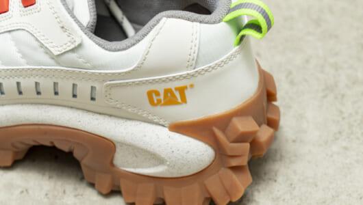 """90年代に大ブレイクしたあの""""CAT""""がスニーカーとなって蘇る!"""
