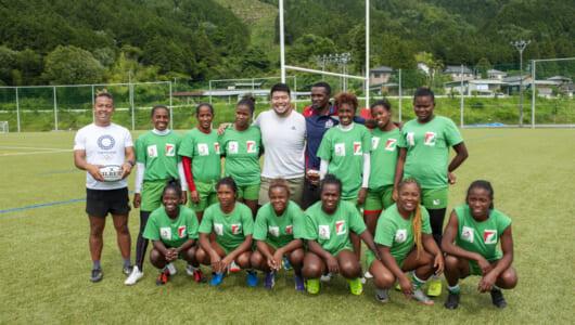 【畠山健介✕JICA その3】マダガスカル ラグビー女子セブンズ代表の改革に挑む青年海外協力隊員に共感!