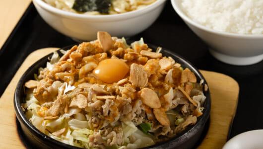 【街中華の名店】見た目はガッツリだが意外にヘルシーな「鉄板麺」が必食の「大盛軒」